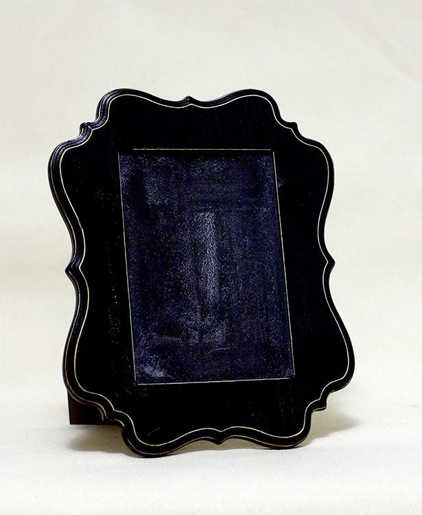Chalkboard w/ Curvy Black Frame