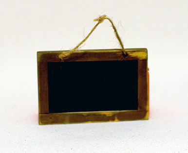 Small Hanging Chalkboard