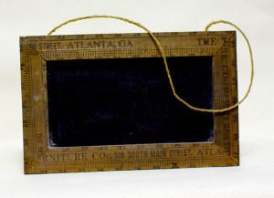 Yardstick Chalkboard