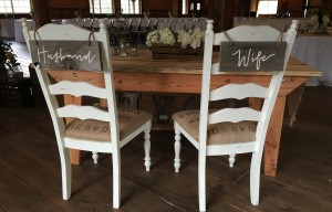 6-ft farm table for rent
