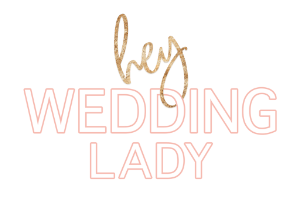 featured on Hey Wedding Lady