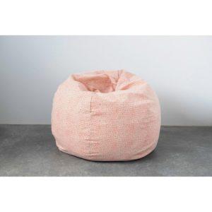 Cotton Printed Bean Bag