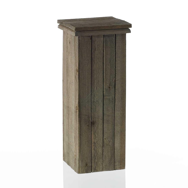 woodpedestal30