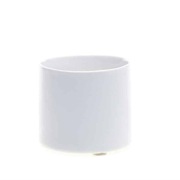 whitevase2 5inch